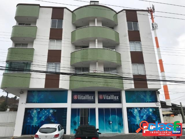 Apartamento de 02 dormitórios, edifício santo amaro, locação, bairro picadas do sul, são josé, sc