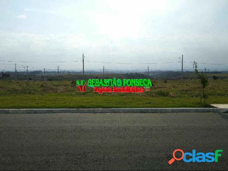 Terreno em condomínio fechado - Reserva Aruanã - Floresta - São.J Campos