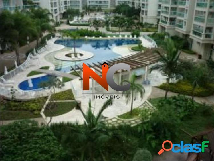 Le parc residential resort, apt 2 dorms transformado em 1 c/sala ampliada.