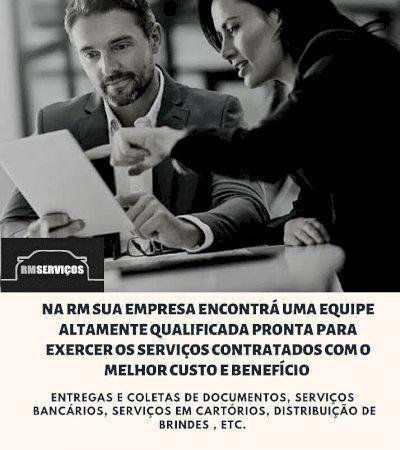 Servicos Entregas e Coletas de documentos