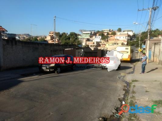 CASA 2qts em LOTE 360m² comercial BAIRRO MARIA HELENA GRANDE BELO HORIZONTE MG 5