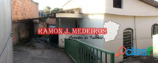 CASA 2qts em LOTE 360m² comercial BAIRRO MARIA HELENA GRANDE BELO HORIZONTE MG 4
