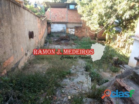 CASA 2qts em LOTE 360m² comercial BAIRRO MARIA HELENA GRANDE BELO HORIZONTE MG 3