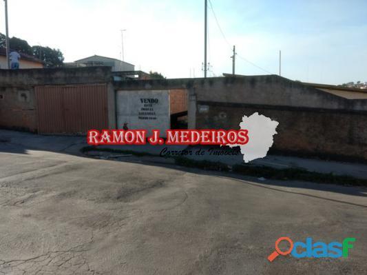 CASA 2qts em LOTE 360m² comercial BAIRRO MARIA HELENA GRANDE BELO HORIZONTE MG 1