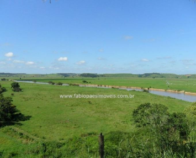 Fabio paes imóveis - fazenda 470 alq com rio 8.5 km.