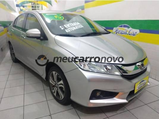 Honda city sedan ex 1.5 flex 16v 4p aut. 2015/2015