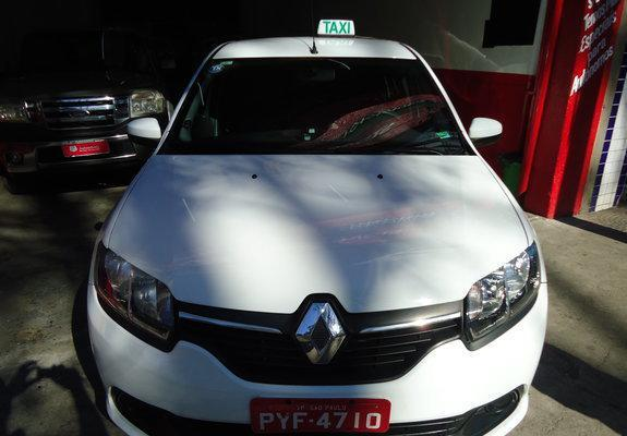 Renault logan expression 1.6 8v c/alvará ponto livre