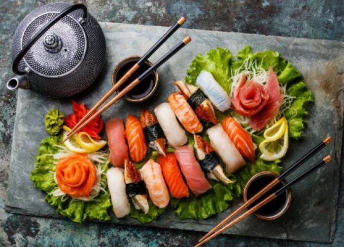 Restaurante japonês em santo amaro - são paulo.