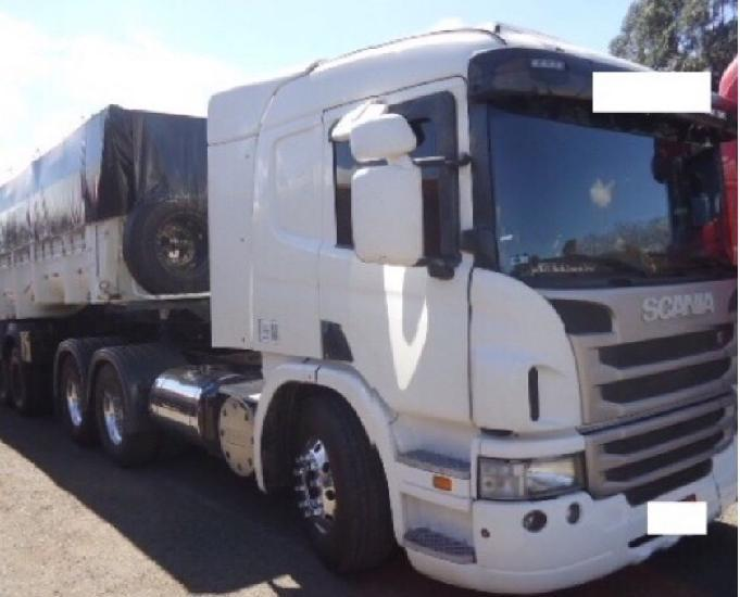 Scania p360 6x2 parcelado