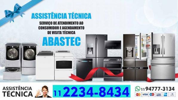 Serviços técnicos em eletrodomésticos bauknecht