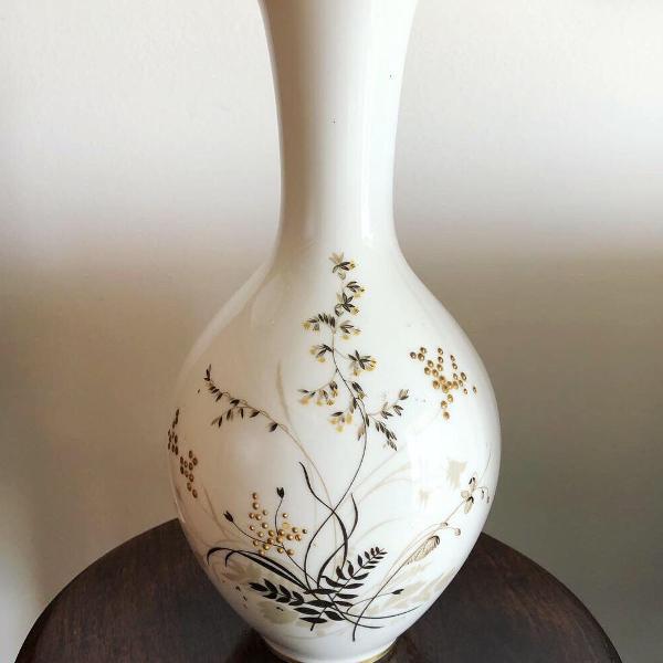 Antigo vaso art deco rosenthal