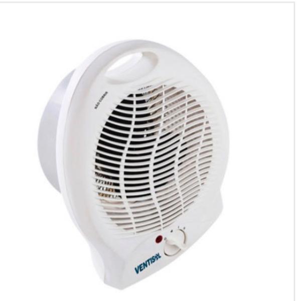 aquecedor termo ventisol novo na caixa lacrado