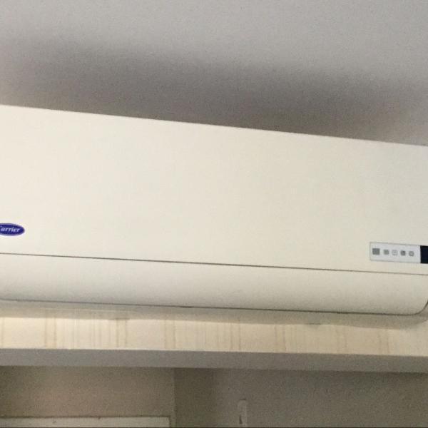Ar condicionado quente / frio - defeito