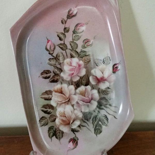 Bandeja porcelana vintage