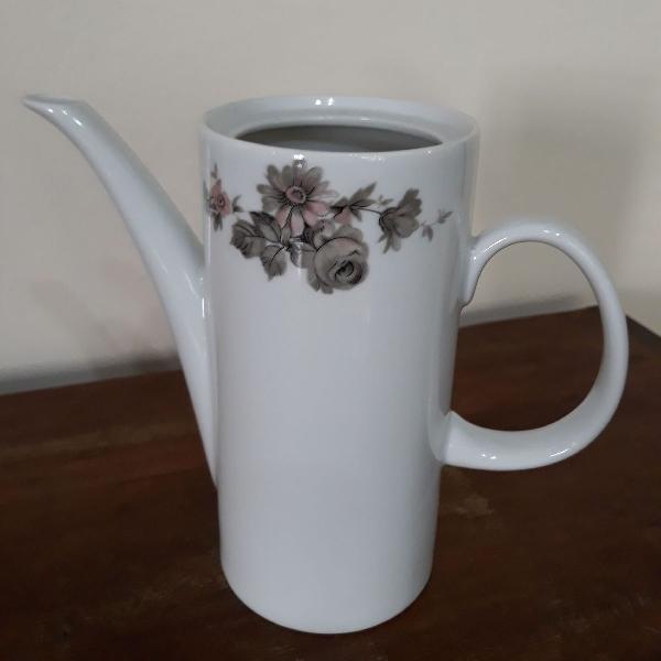 Bule de café porcelana srs