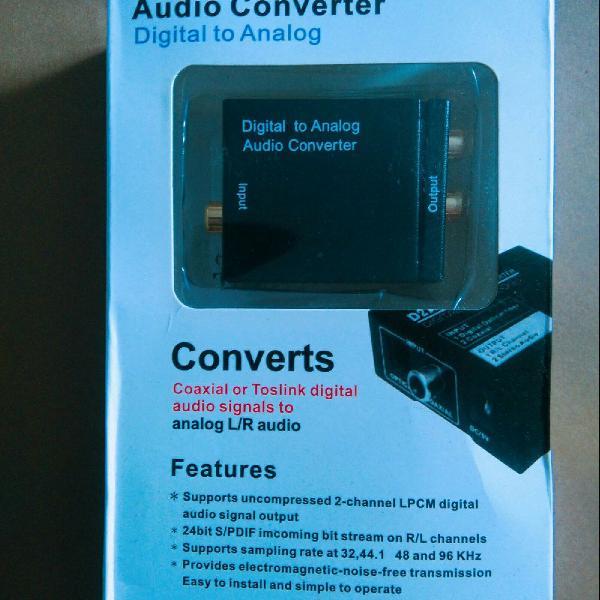 Conversor de áudio