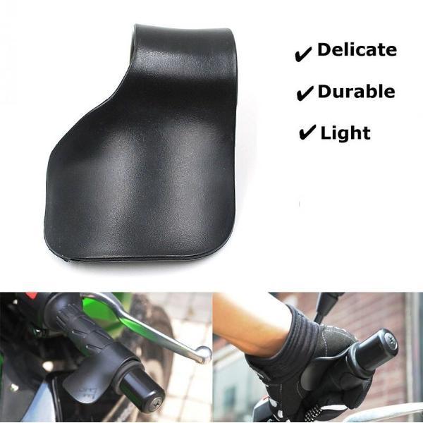 Descanso de mão apoio punho universal do acelerador moto