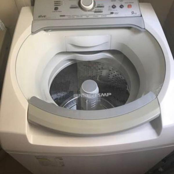 Máquina de lavar brastemp ative 9kg- 110v