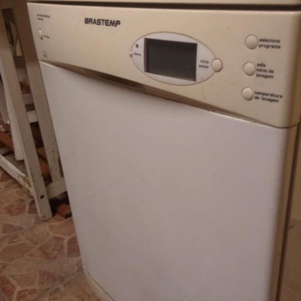 Máquina de lavar louça | brastemp