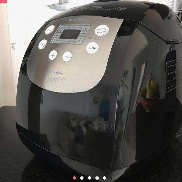 Panificadora britânia prime 2 (máquina de pão)