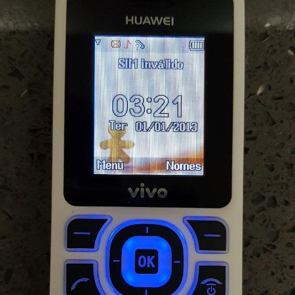 Telefone móvel huawei