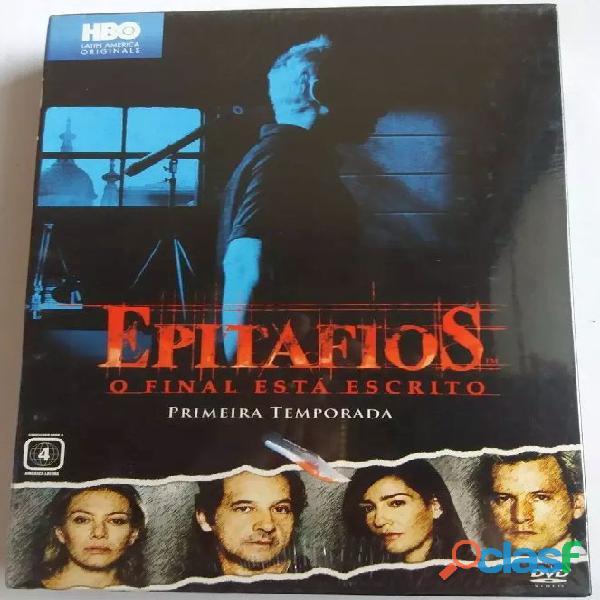 Vendo Epitafios O Final Está Escrito   1ª Temporada   Em DVD Original HBO