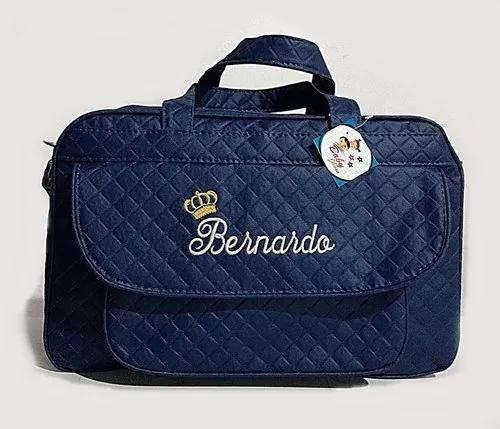 2 bolsas grande personalizada c/ nome