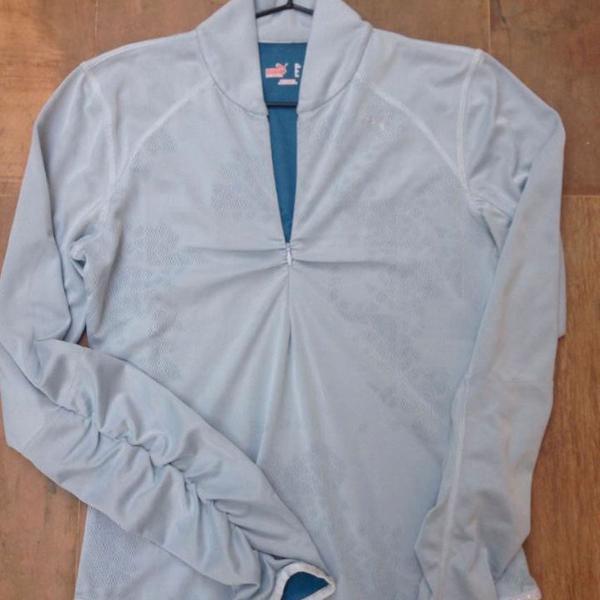 Blusa esportiva puma - usp dry / original