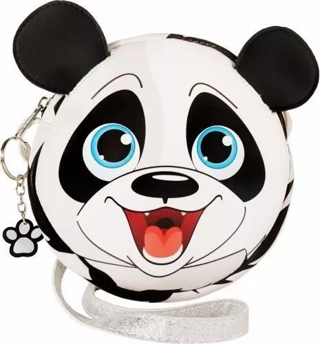 Bolsa infantil urso panda - magicc bolsas