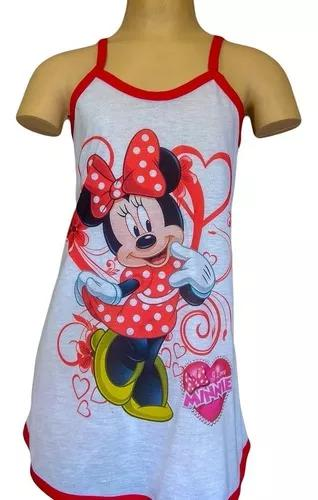 Kit 3 camisola infantil minnie princesas lol festa do pijama