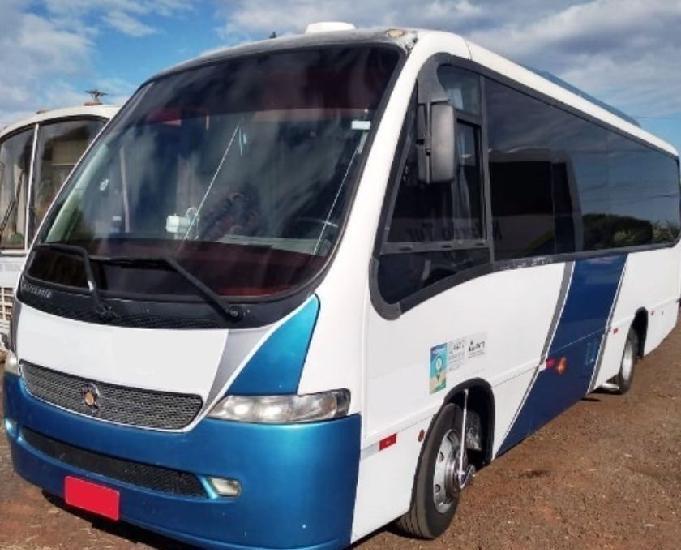 Micro onibus executivo vw.8150 cód.5962 ano 2000