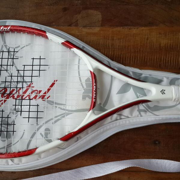 Raquete de tenis tecno pro levíssima!
