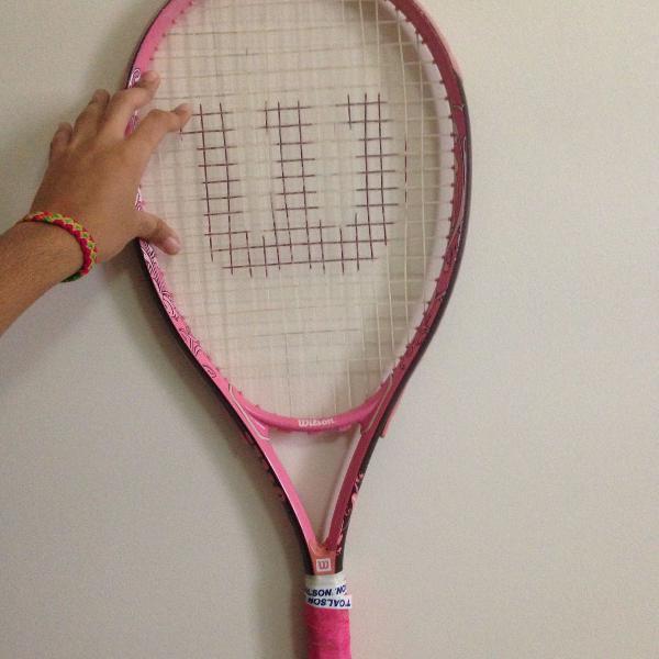 Raquete wilson tennis
