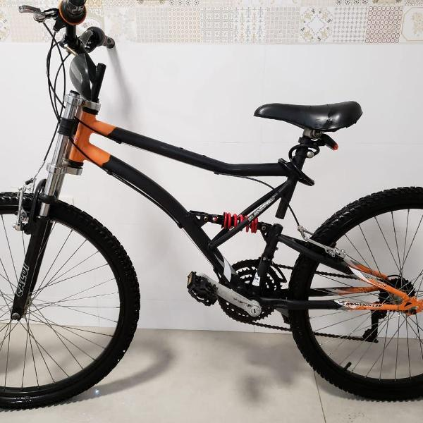 Bicicleta xrt caloi aro 26