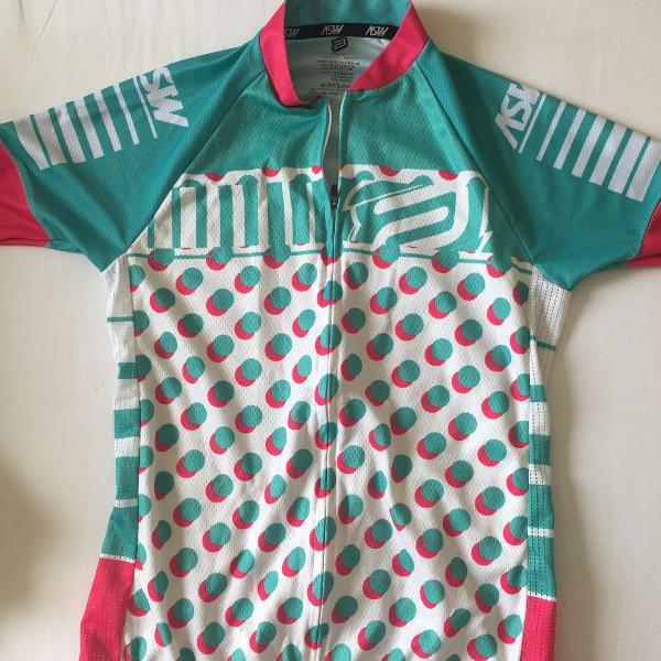 Camisa ciclismo usada 3x
