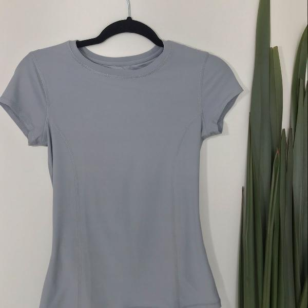 Camiseta academia cinza