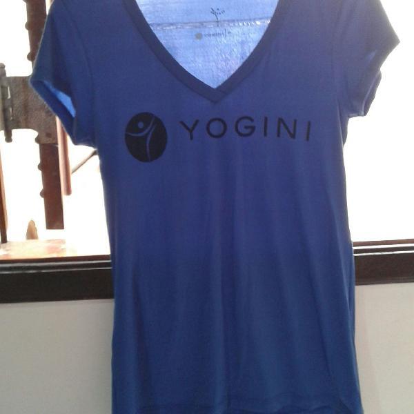 Camiseta/blusa yogini