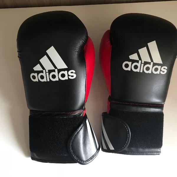 Luva de boxe tamanho 12 oz adidas