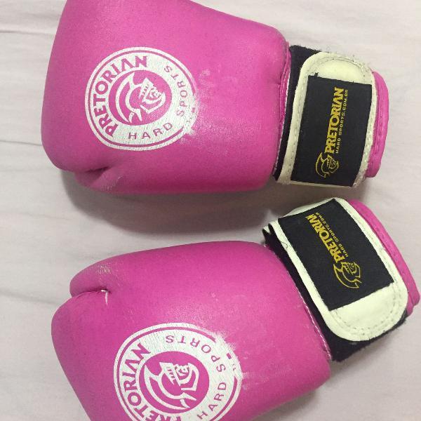 Luva muay thai/boxe