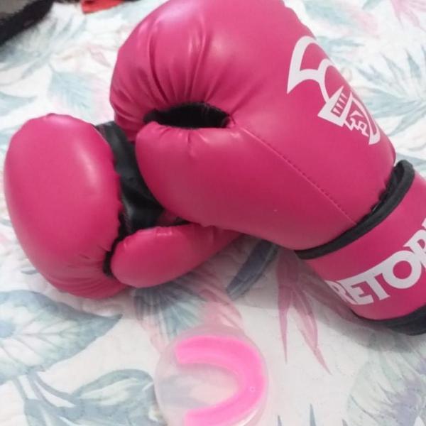 Luvas muay thai / boxe