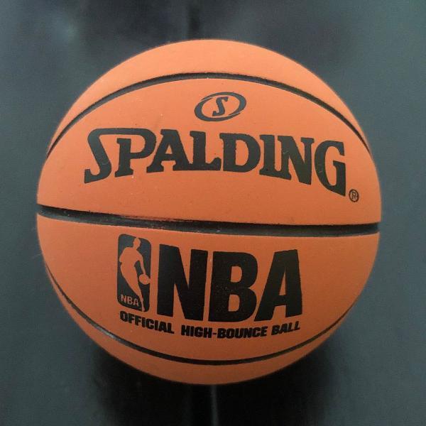 Mini bola de basquete spalding