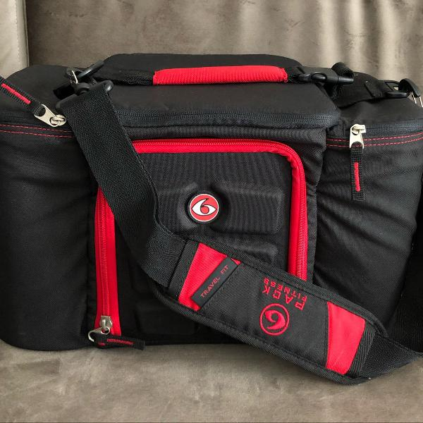 Pack fitness travel fit