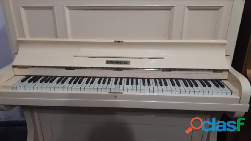 Piano Brinsmead importado 1
