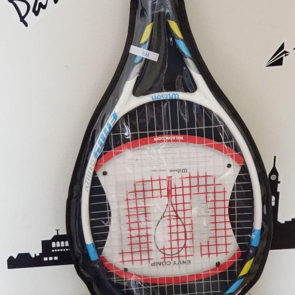 Raquete wilson tenis squash