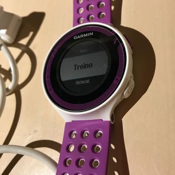 Relógio de corrida feminino forunner 220 gps