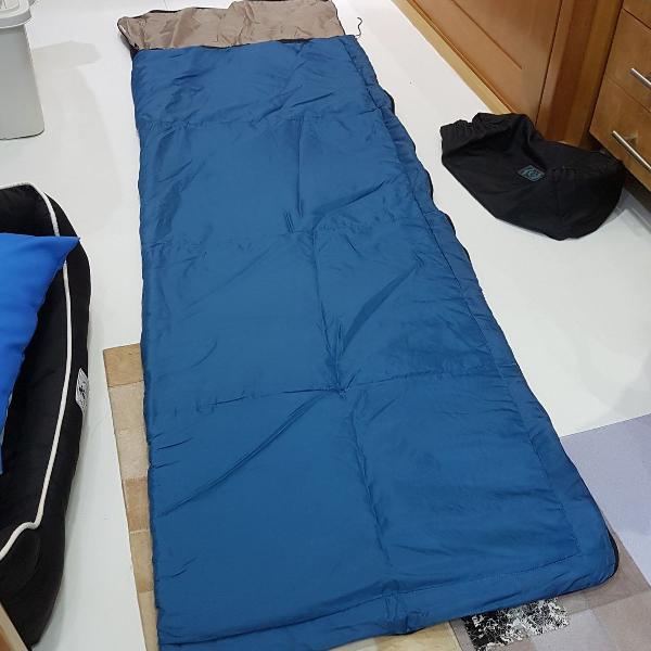 Saco de dormir de acampar