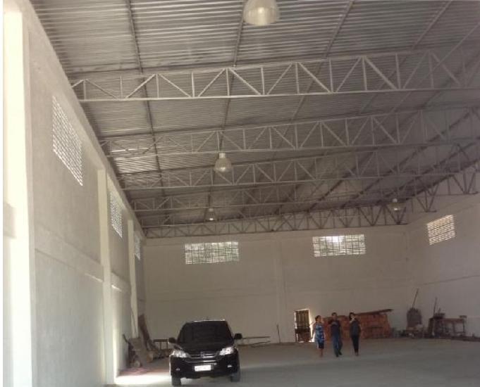 Aluguel galpão 750m², habite-se, nível 3 p shopping