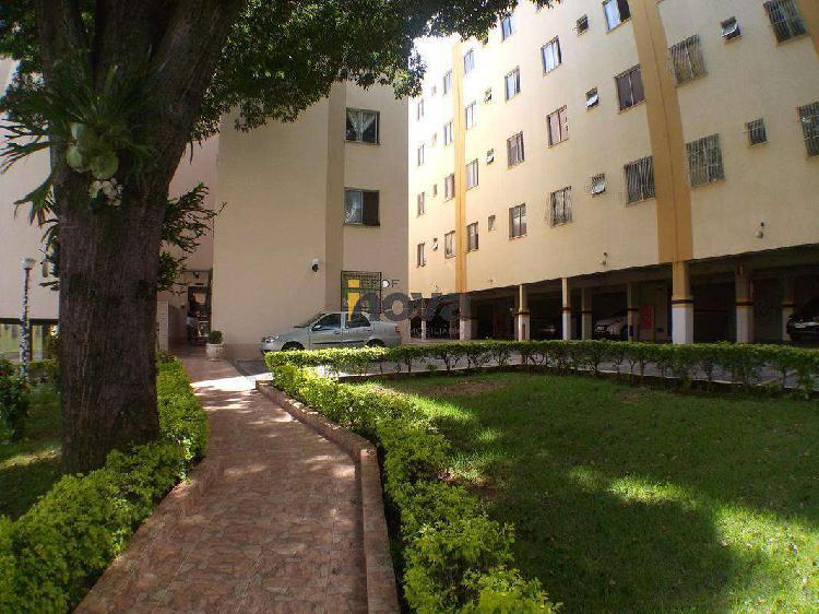 Apartamento, bandeirantes (pampulha), 2 quartos, 1 vaga
