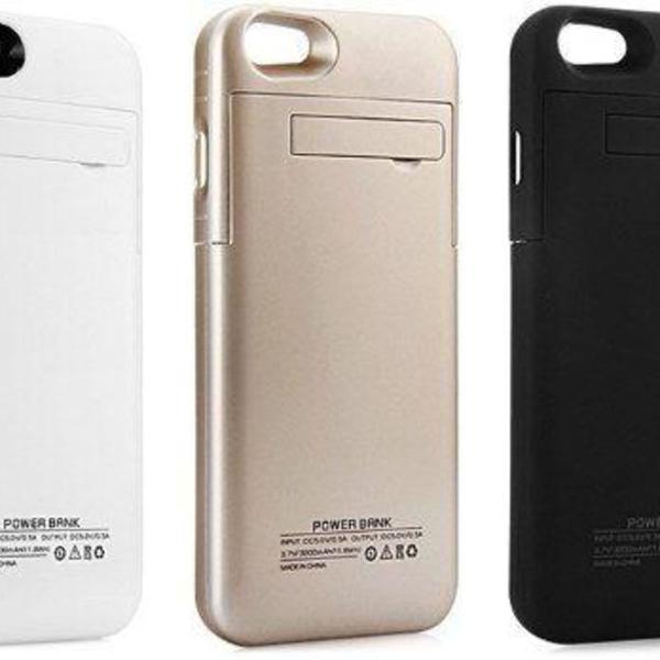 Capa carregadora bateria extra iphone 6 6s