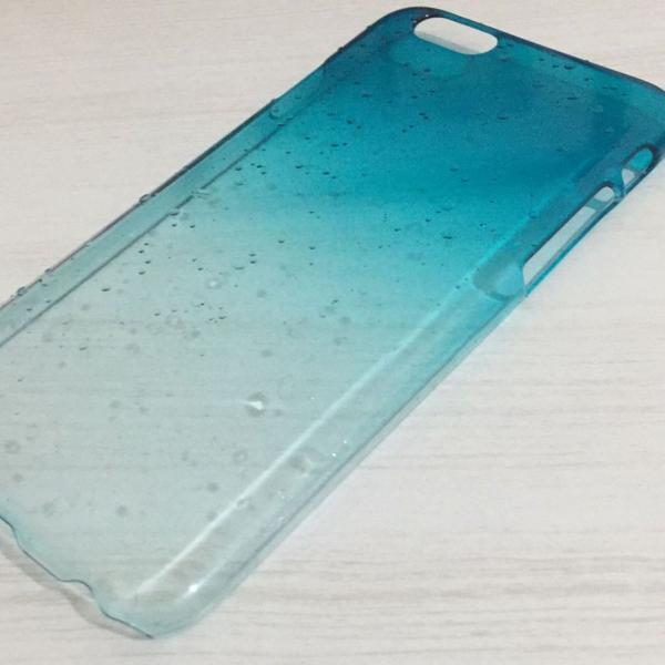 Capinha/ case degradê iphone 6